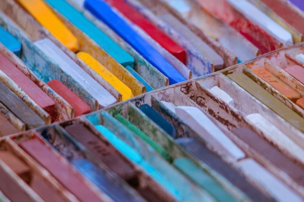 Wolverhampton Society of Artists Pastels