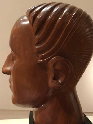 Bust Side View by Anthony Twentyman