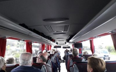 WSA Coach Trip to Oxford – Saturday 13 April 2019