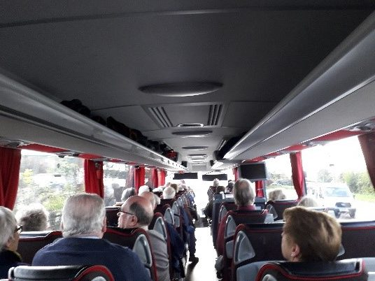 WSA Coach Trip to Oxford – Saturday 13 April 2019