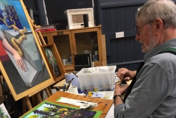 Keith Oram Open Studio
