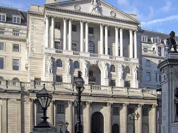 London Bank of England by Sir Charles Wheeler