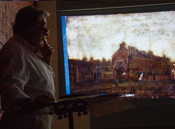 The Drawings of John Fullwood – Presentation by Norm Keech