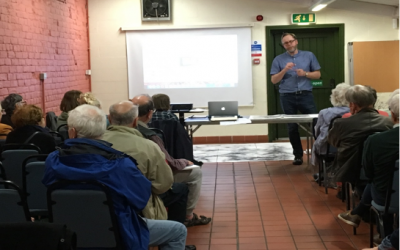 Guest Speaker Evening – Ian Andrews
