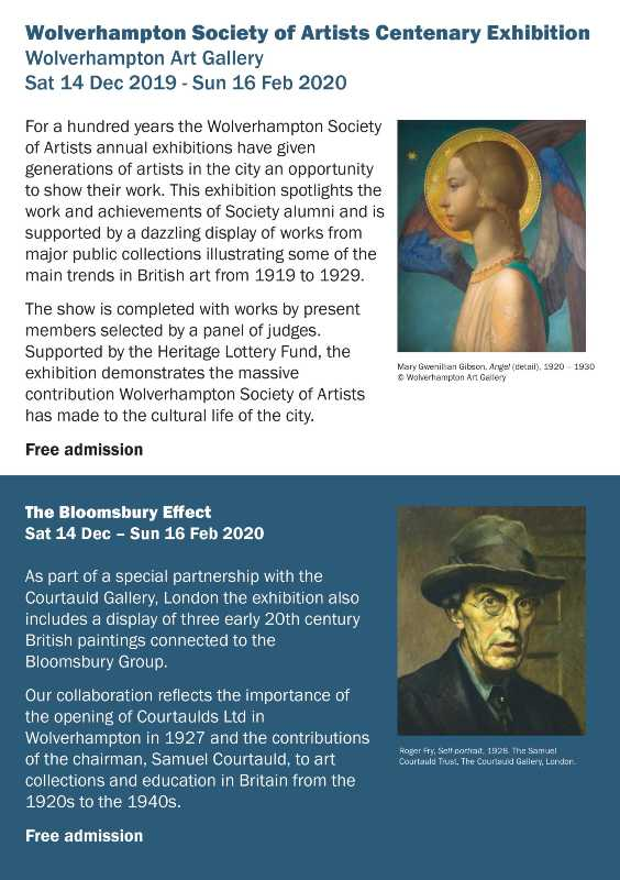 WSA Centenary Booklet page 2