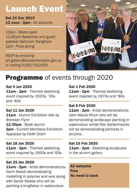 WSA Centenary Booklet page 3