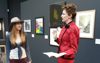 Centenary Exhibition Event – Themed Sketching