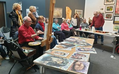 Centenary Exhibition Event – Artist Demonstrations