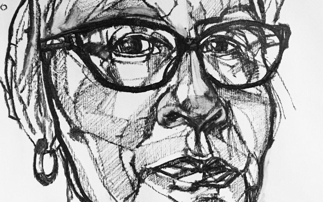 Life Drawing with Tina Willis Jones – 6 January 2021
