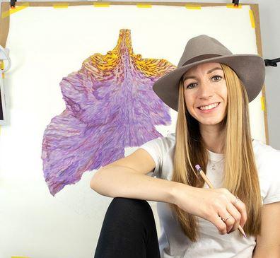 Jess Pritchard – Wildlife and Pet Portrait Artist