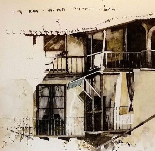 John Maule-ffinch – Low Town, Bridgnorth